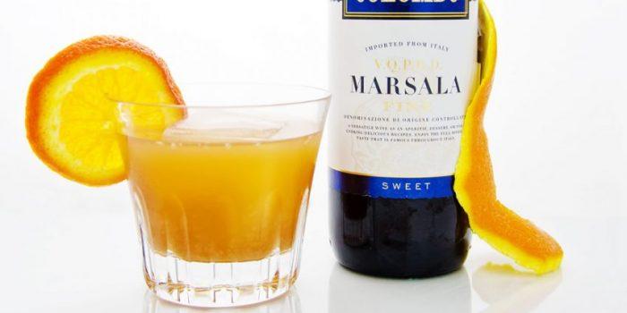 Recipe: Jentz Marsala Cocktail