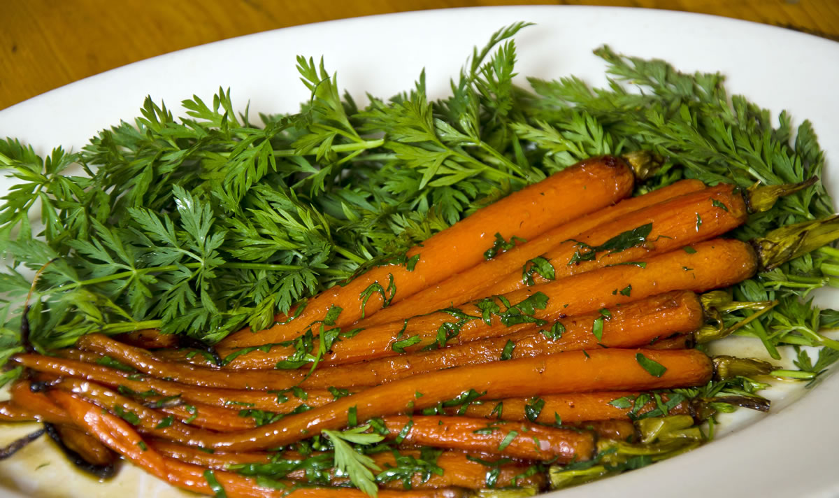 Carrots with Marsala Glaze Recipe and Ingredients