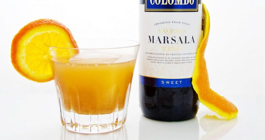 Recipe: Jentz Marsala Cocktail