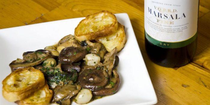 Recipe: Glazed Marsala Mushrooms