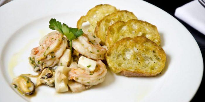 Recipe: Marsala Seafood Salad