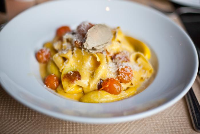 Recipe: Fettuccine Colombo Marsala Carbonara