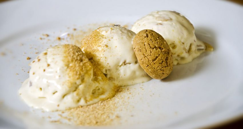 Semifreddo with Almond and Marsala Recipe